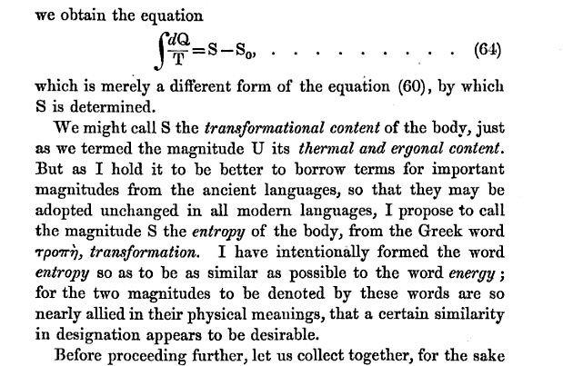artikel entropie