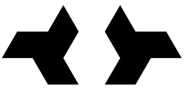 Twee trommelvellen met precies dezelfde eigentrillingen