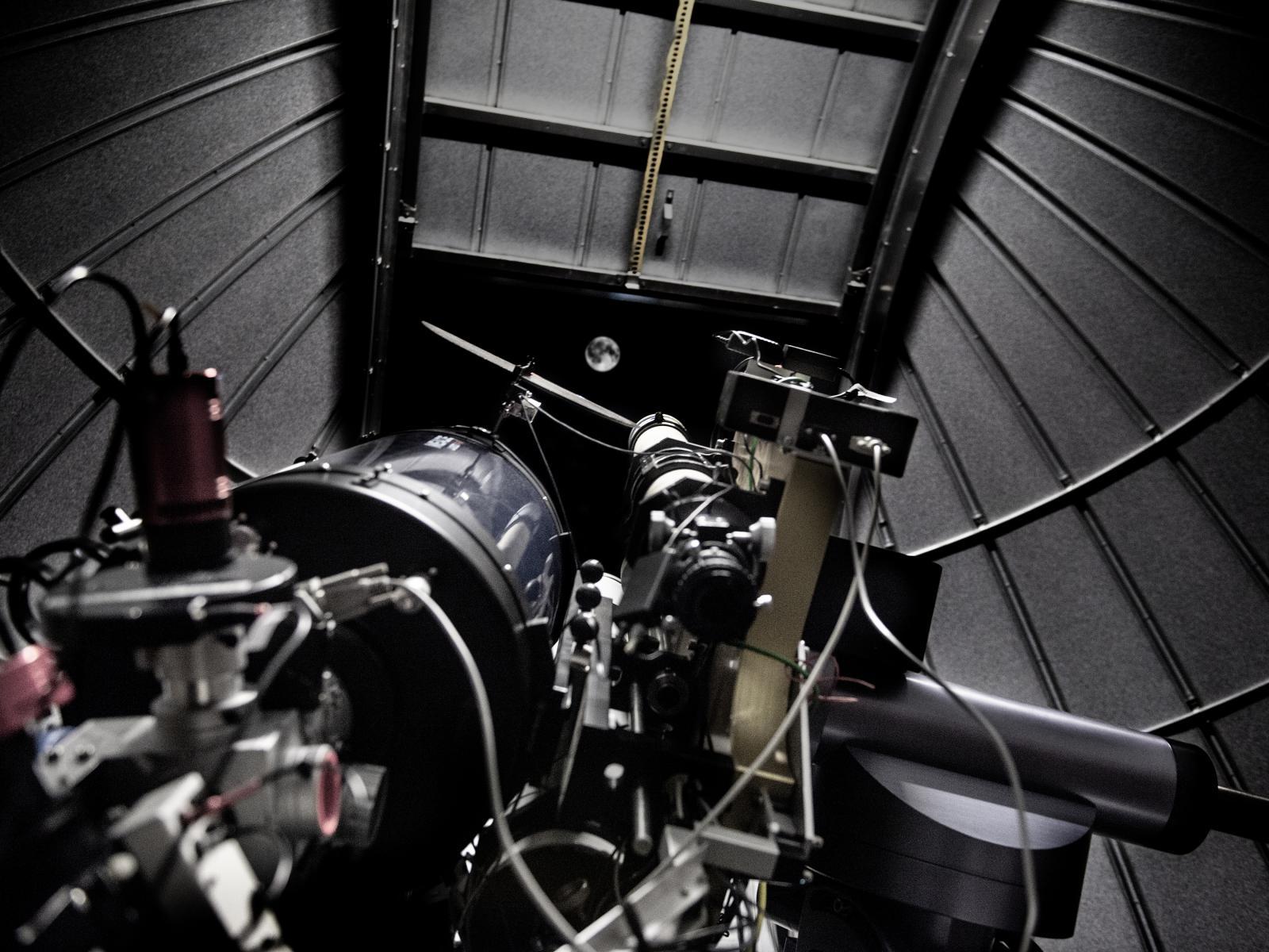 API telescoop