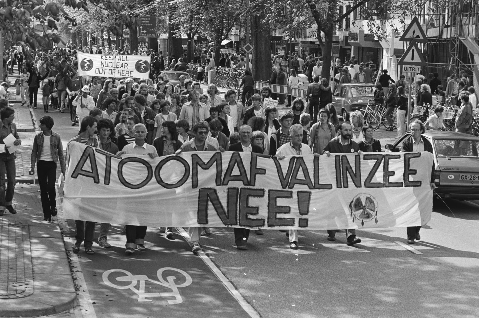 Antikernenergiebeweging in Nederland